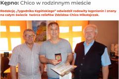 2018_Kępno_ Chico w rodzinnym mieście - Tygodnik Kępiński_ - www.tygodnikkepinski.pl